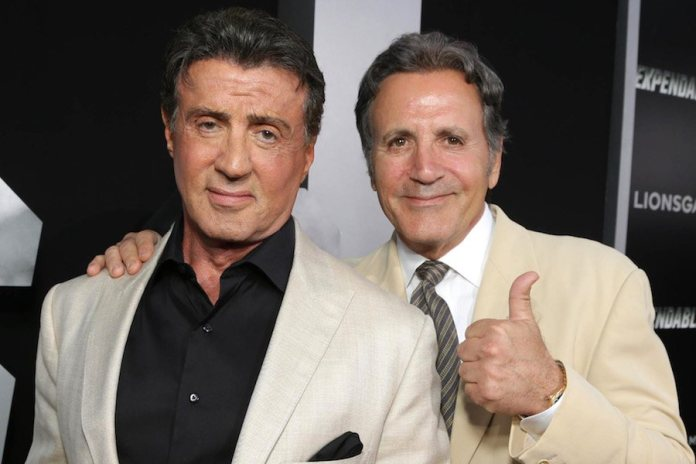 Frank Stallone Wants You to See the New Frank Stallone Documentary