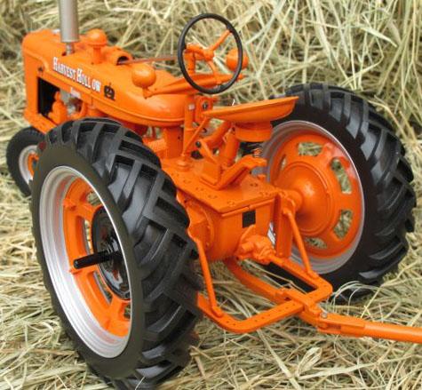 Franklin Mint 1941 Intl Harvester Farmall Model H Tractor