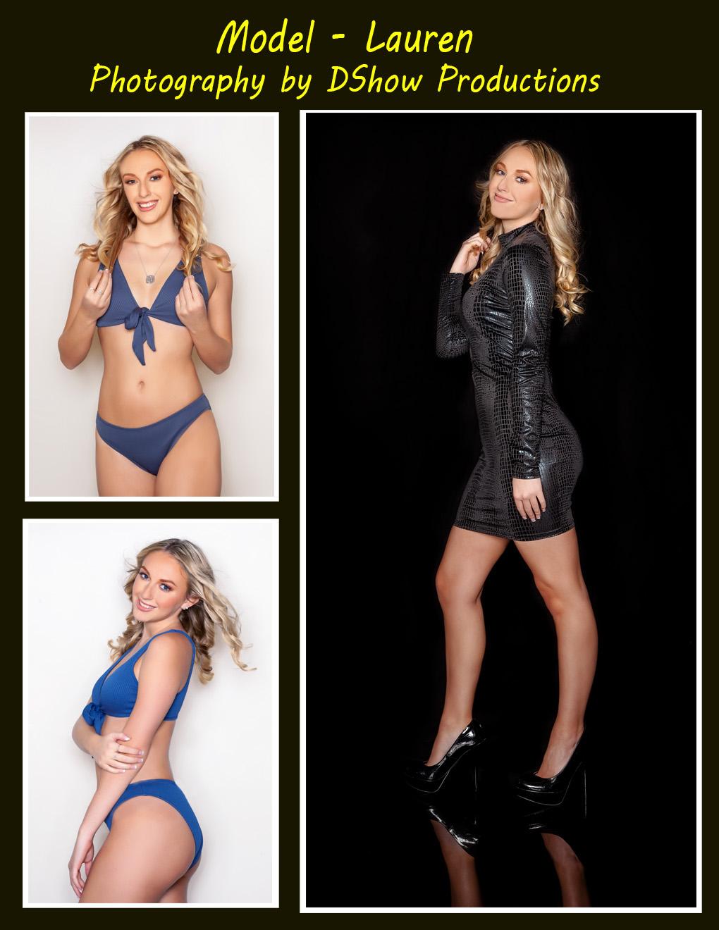 Lauren Philly Model Mag