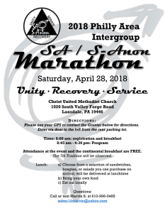 SA Marathon