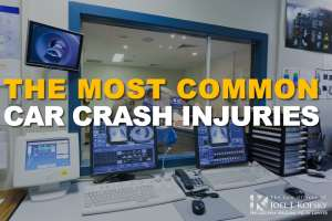 The Most Common Car Crash Injuries