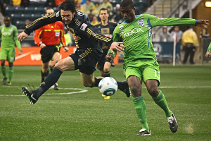 Califf was playing at a high level when the Union traded him in May 2012. (Photo: Nicolae Stoian)