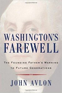 John Avlon: Washington's Warning to Future Generations @ the National Constitution Center