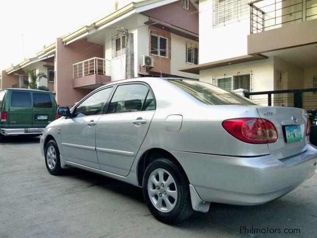 Used Toyota Altis E | 2005 Altis E for sale | Batangas Toyota Altis E sales | Toyota Altis E Price ₱222.000 | Used cars