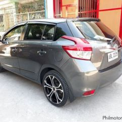 Toyota Yaris Trd Matic Ts Used | 2015 For Sale Quezon City ...