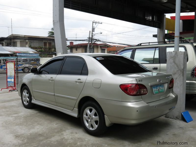 Used Toyota Corolla Altis G 2007 Corolla Altis G For