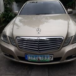 Brand New Toyota Camry For Sale Philippines All Review Mercedes-benz 2011 Mercedes Benz E250 Cgi | ...