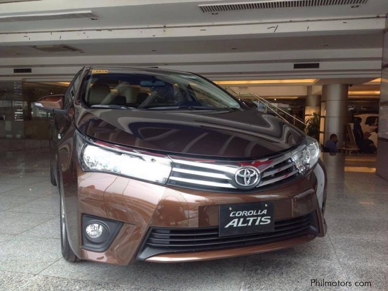 brand new toyota altis for sale philippines all kijang innova q diesel 1 6 g mt w in promo 2014