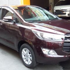 New Kijang Innova Diesel 2017 All Toyota Altis Used E 2 8 Automatic In Philippines