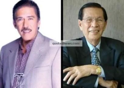 Sen. Sotto and Enrile Blogging Bill