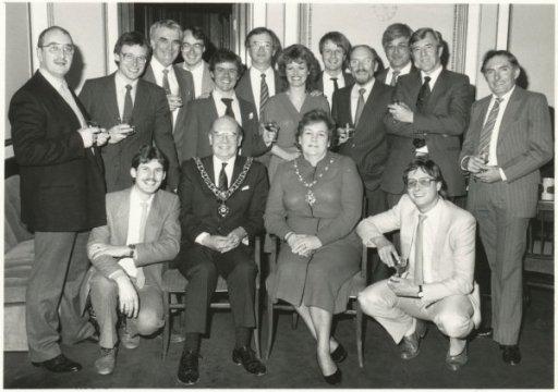 Leicester Mercury Photographic Team 1985