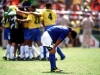 Baggio despair after defeat in World Cup Final in LA 1994
