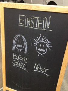 Einstein Coffee