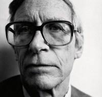 The late John Rawls.