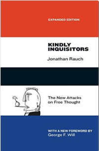 Cover of Rausch's The Kindly Inquisitors.
