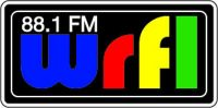 The logo for WRFL Lexington, 88.1 FM.