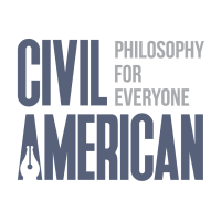 Logo for Civil American.