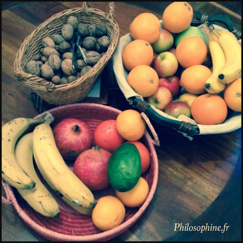 minimalisme dans l'alimentation