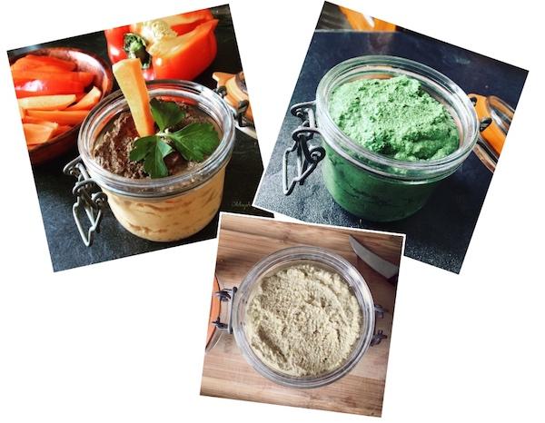 pâté végétal