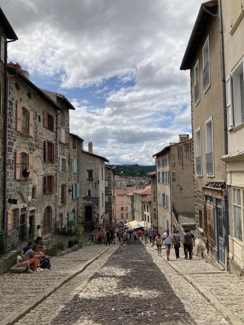 chemin de Compostelle Puy-en-Velay