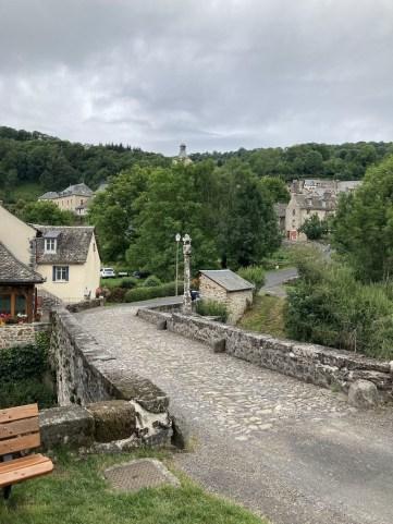 chemin de Compostelle Saint-Chély