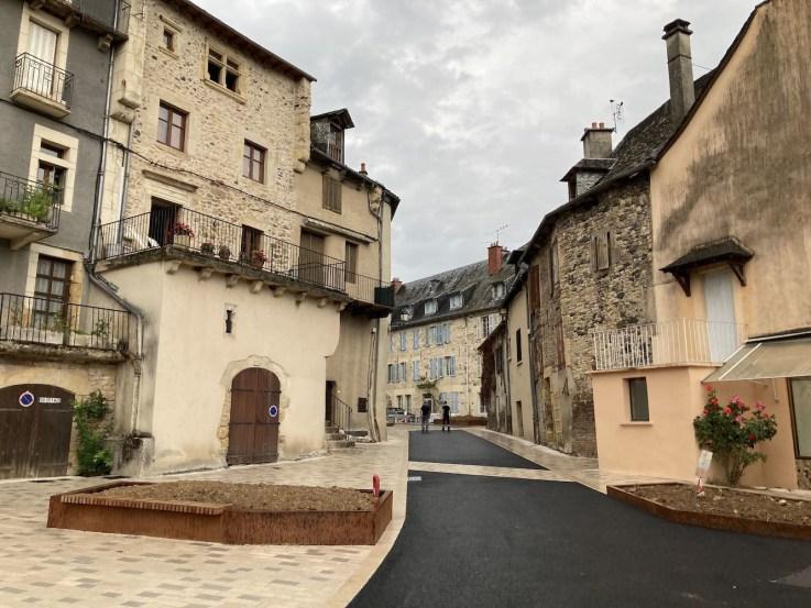 chemin de Compostelle Saint-Come d'Olt