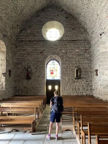 chemin de Compostelle Saint-Alban