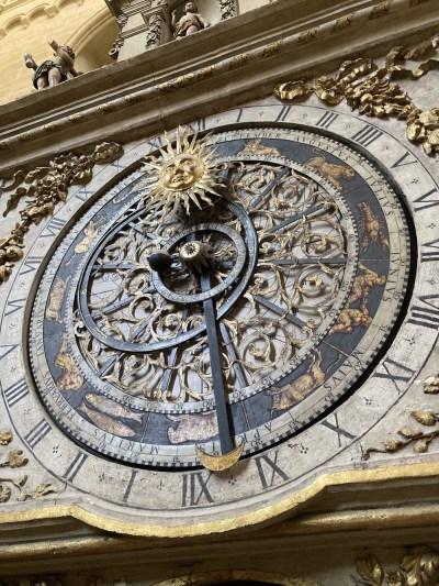 horlogie astronomique Lyon