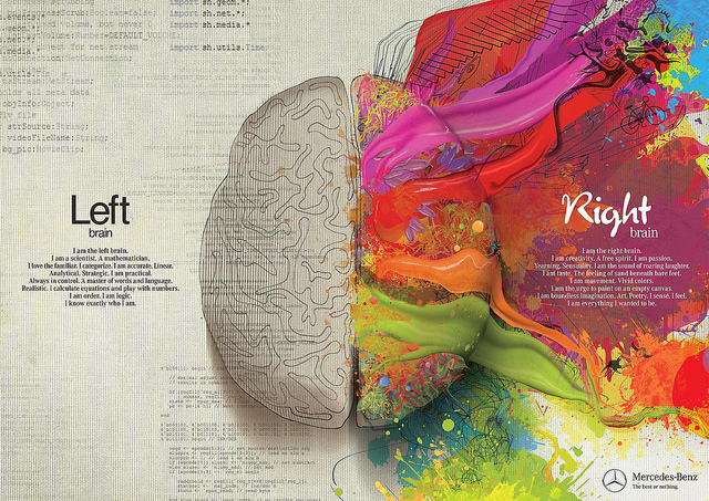 Right Brain vs. Left Brain Philosophy