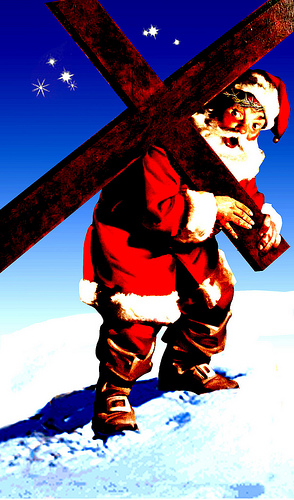 The Ethics of Santa Claus
