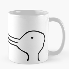 Duckrabbit Mug