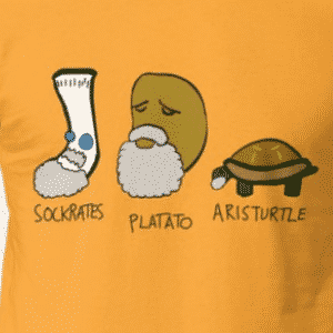 Philostuffers - Philosophy Shirt