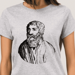 600 Epicurus Portrait Philosophyshirtsdotcom