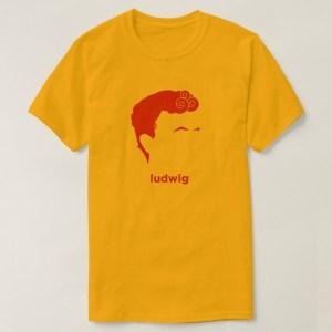 Ludwig - Wittgenstein Shirt