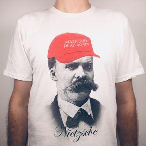 Make God Dead Again - Nietzsche