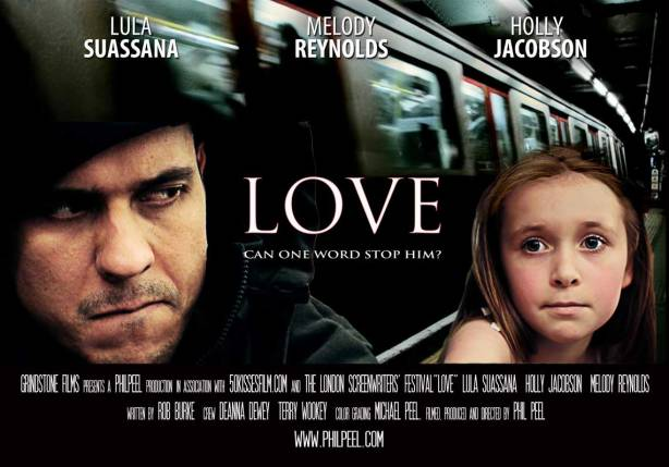 "Poster for ""Love"" short film"