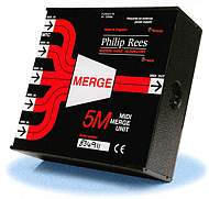 [Photo: 5M merger]