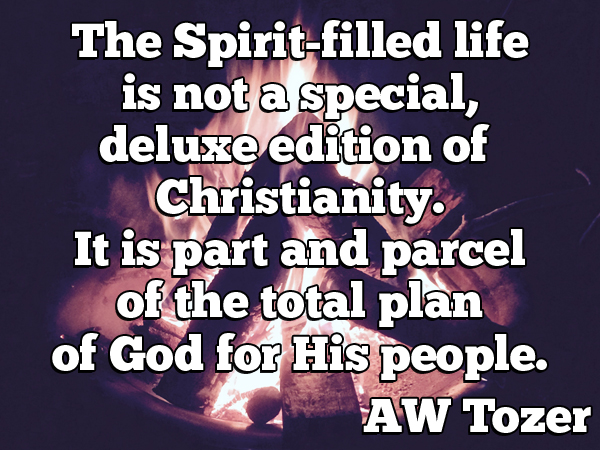 tozer-spiritfilled