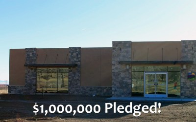 Building HOmE: $1 Million Pledged!