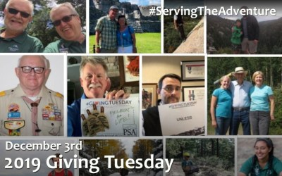 2019 PSA Giving Tuesday