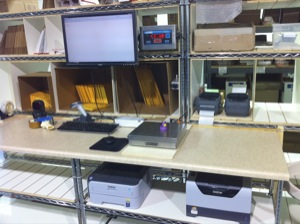Warehouse Automation iPad Pick List Barcodes Camera