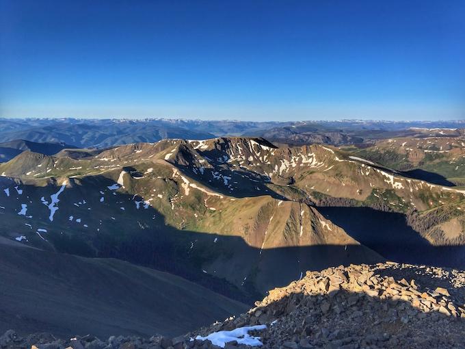 San Luis Peak, 2017