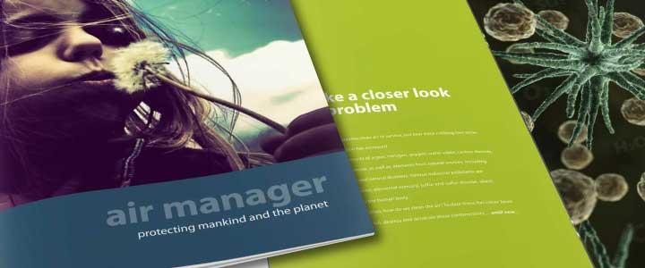 Brochure Design – keeping it simple