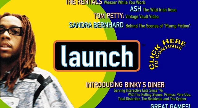 Launch Magazine (1994)
