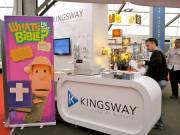 Kingsway booth