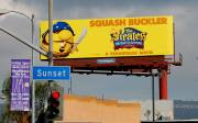Pirate Movie Billboard