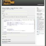 Palmnet Codebox
