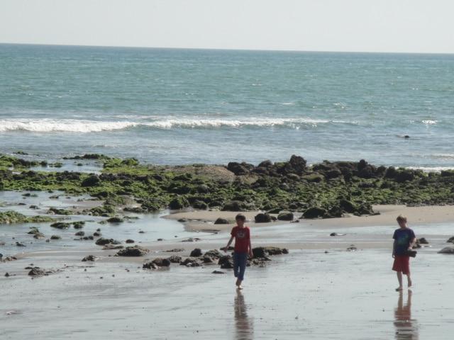 Plages côte Nord du Pérou