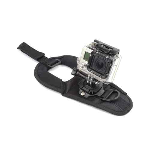 PHI1101912 – 360 Degree Glove Wrist Strap Mount for GoPro SJCAM Action Sports Camera 03