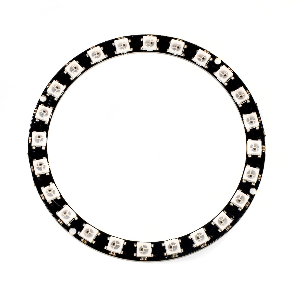 Ws B 24 Light Rgb Led Ring Module With Integrated